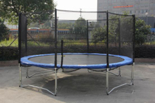 New 14ft Trampoline with Enclosure