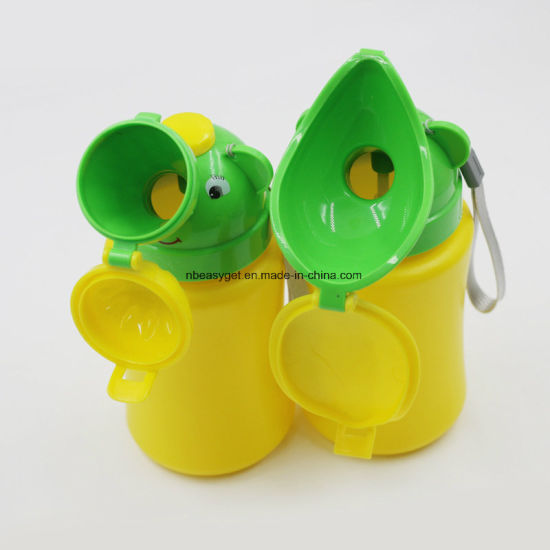 Portable baby travel potty training bottle ESG10193