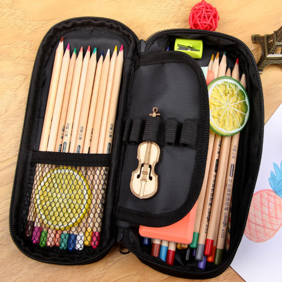 Pencil Case Storage for Colored Pencils Gel Pens Markers ESG10637