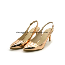 Ladies High Heels Party Wedding Count Pump Shoes ESG10579