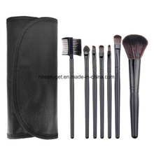 7PCS Fashion Mini Travel Make Up Brushes Set ESG10488