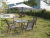 Aluminum Dining Set/Outdoor Table (GET2426)