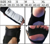 Taekwondo Foot Protector Gear Martial Arts Sparring Training ESG12868